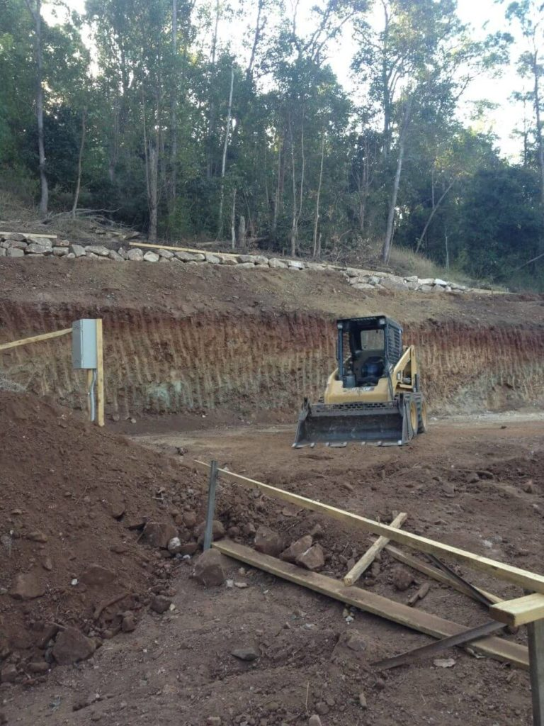 NS Earthmoving - Excavation Projects