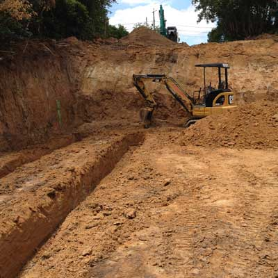 NS Earthmoving Services - Detailed Excavation